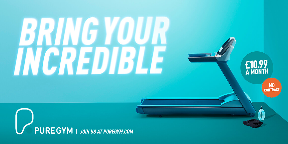 creative online agency puregym