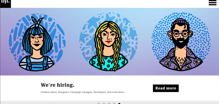 Online Creative Agency BJL
