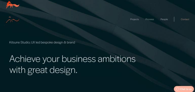 Online Creative Agency Kitsune Studio