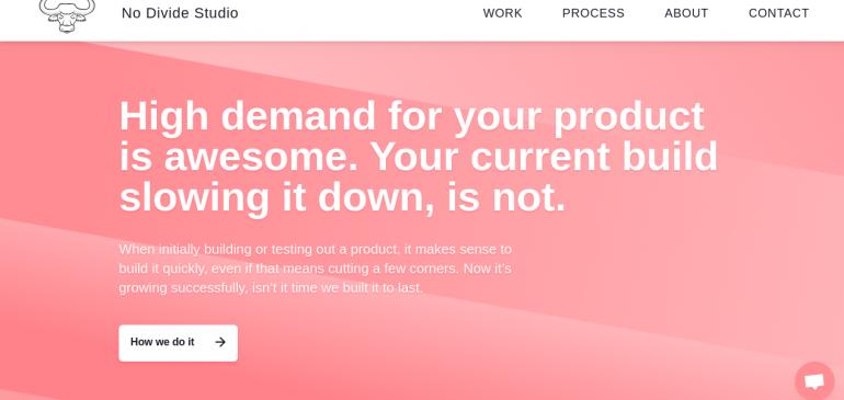 Online Creative Agency No Divide Studio