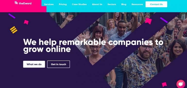 Online Creative Agency theEword