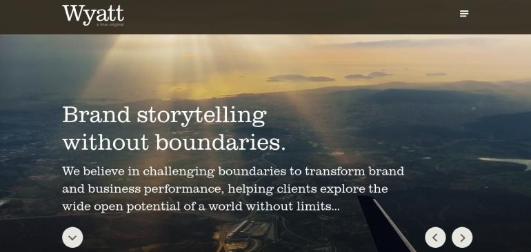 Online Creative Agency Wyatt International